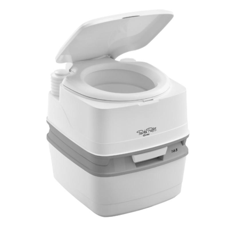 Toilette chimique compacte Qube 165