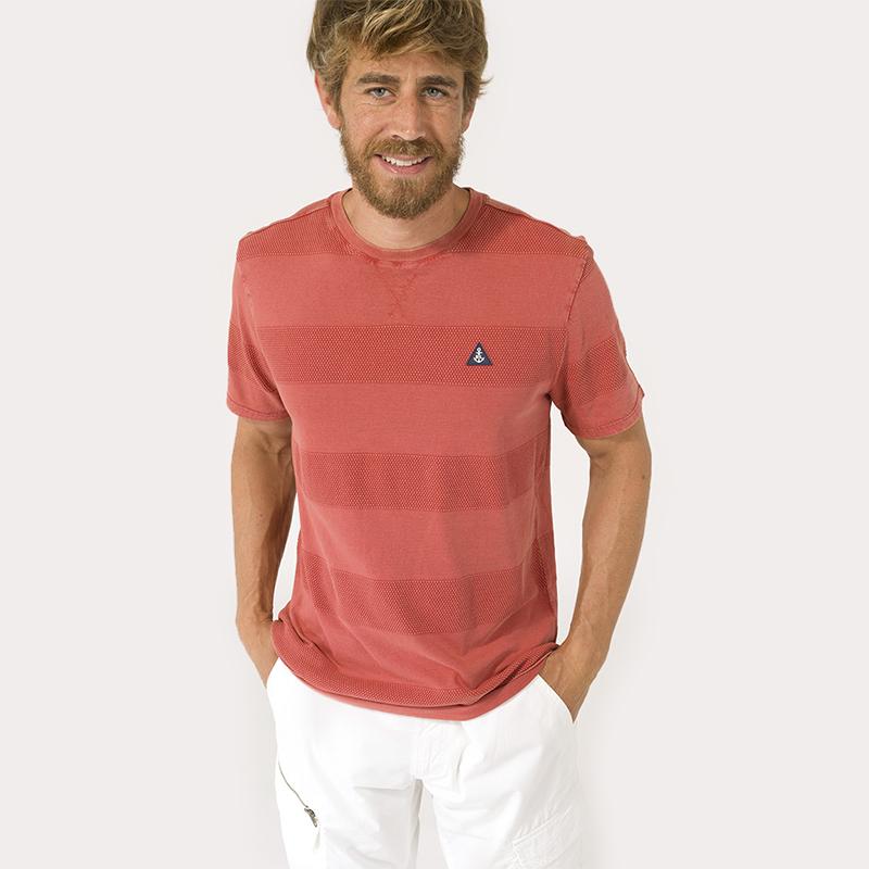 T-shirt Batela Texture