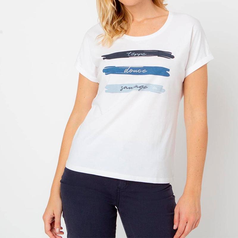 T-shirt Tbs Chelytee