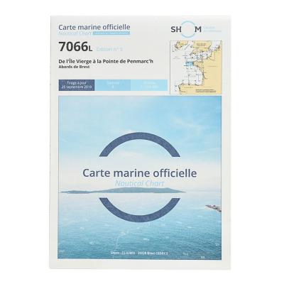 Carte marine Shom 7066L -...