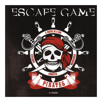 Livre Escape Game - Les...