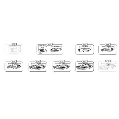 Housse bateau argent (3)