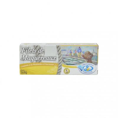 Maquereaux - Moutarde