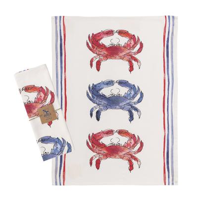 Torchon Crabes (3)