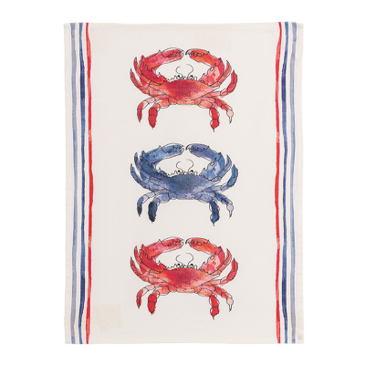 Torchon Crabes