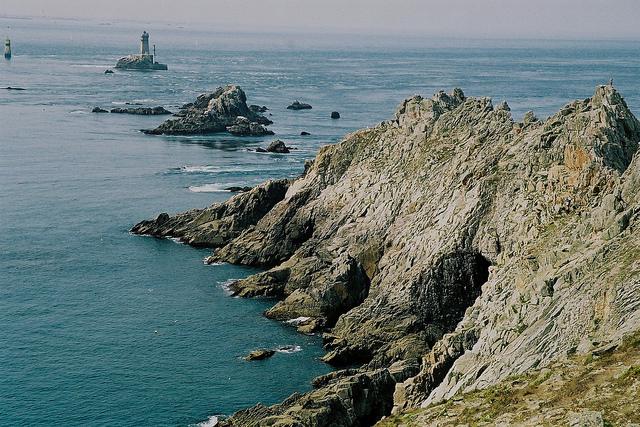 Pointe du Raz (Mer d'Iroise) - LaurPhil