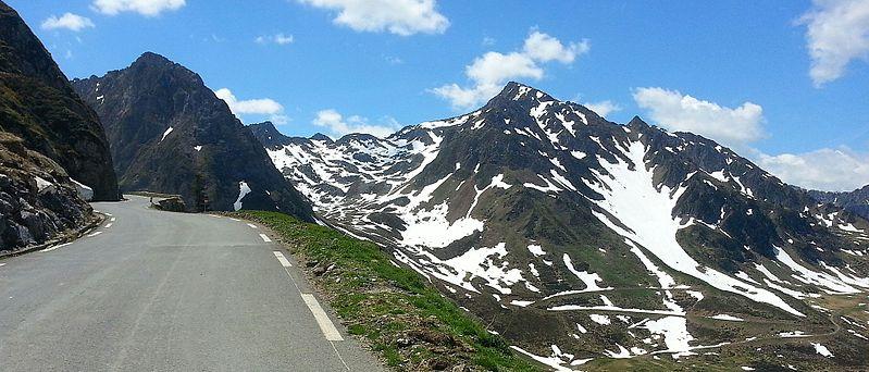 Col du Tourmalet - Pyrennées