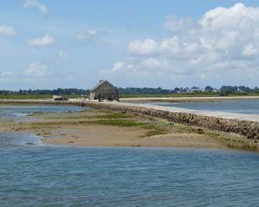 Moulin à marée de l'île d'Arz