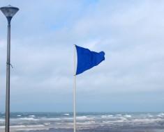 Stella-plage - Pas-de-calais - drapeau bleu - source flickr Piande licence CC2.0