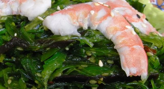 Des algues comestibles - © jlastras - Licence CC