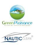 logos Green Plaisance + Nautic clean