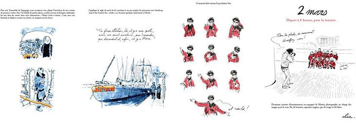 Marins d 39 audace d couvrez le voyage du team jolokia - Comptoir de la mer lorient ...