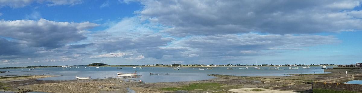 le littoral morbihannais