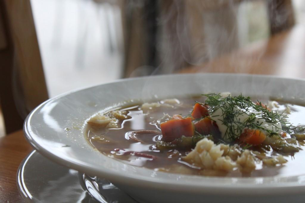soupe de poisson detox