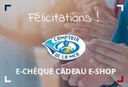 Carte Cadeau - Félicitations