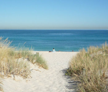 plage propre