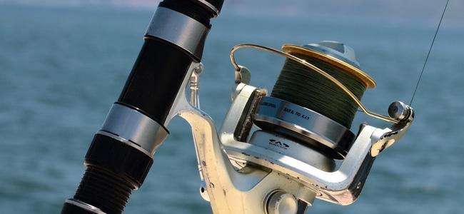 Moulinet de pêche – Derek John Lee – cc