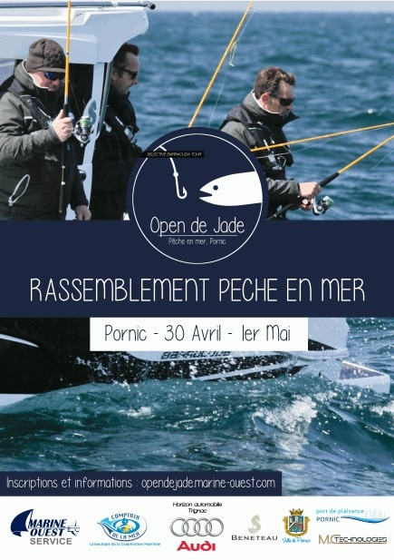 Rassemblement p che en mer pornic le 30 avril et 1er mai - Comptoir de la mer roscoff ...