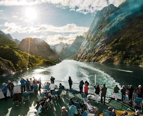 Comptoir de la mer - Jeu HH - croisière en Norvège