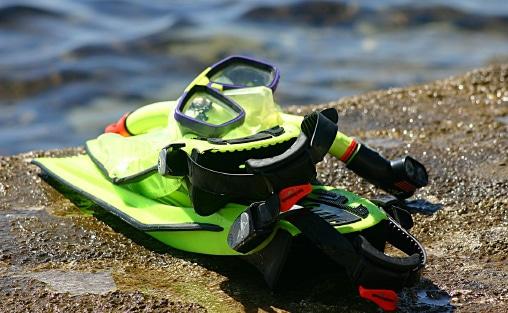 Tuba masque palme, retrouvez les accessoires loisirs dans votre magasin Comptoir de la mer
