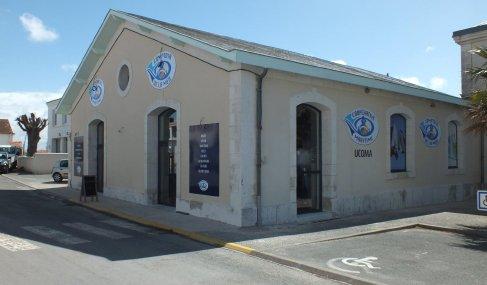 Magasin Comptoir de la mer à Bourcefranc-le-chapus