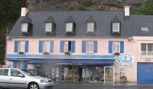 Magasin Comptoir de la mer à Erquy - Finistèrerquy