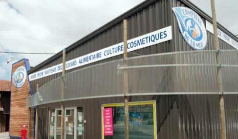 Magasin Comptoir de la mer à Gujan Mestras - Gironde