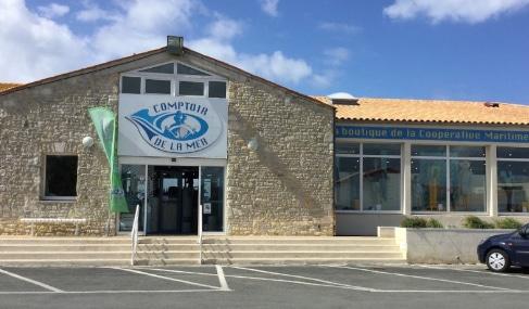 Magasin Comptoir de la mer à La Cotinière