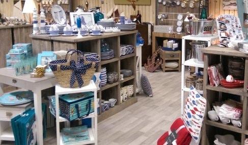 Photo intérieur du magasin comptoir de la mer à Séné