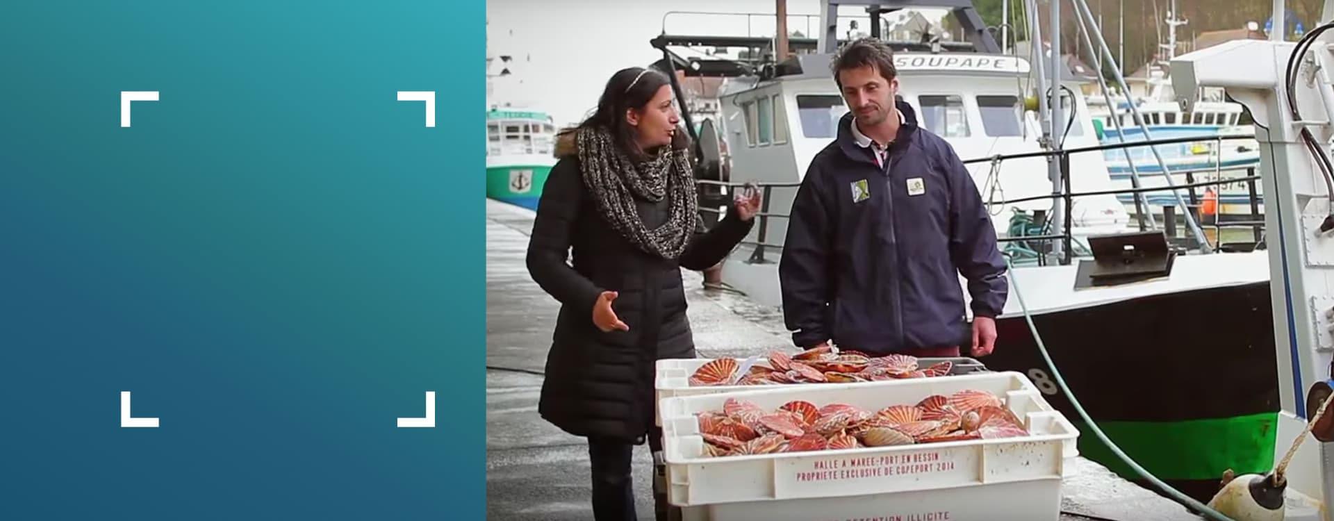 Comptoir de la mer - vidéo Quentin Yonnet