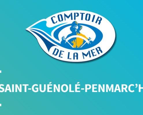 St Guénolé Penmarch