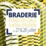 Braderie les 27 & 28 juillet dans votre magasin Fond de Cale à Château d'Oléron !