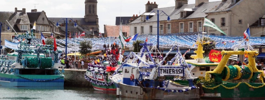 Bénédiction de la mer - Port-en-Bessin-Huppain