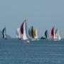 Le challenge Comptoir de la mer. Rendez-vous les samedis 15, 22 septembre, 6 et 13 octobre, à Roscoff.