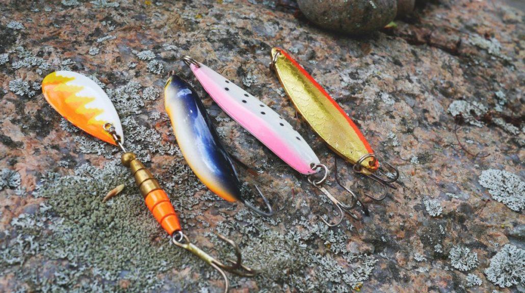 leurres pêche