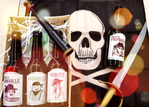 bières pirate