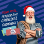 Pour les fêtes, offrez des chèques cadeaux !