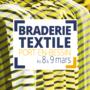 Port-en-Bessin. Grande braderie textile les 8 et 9 mars.