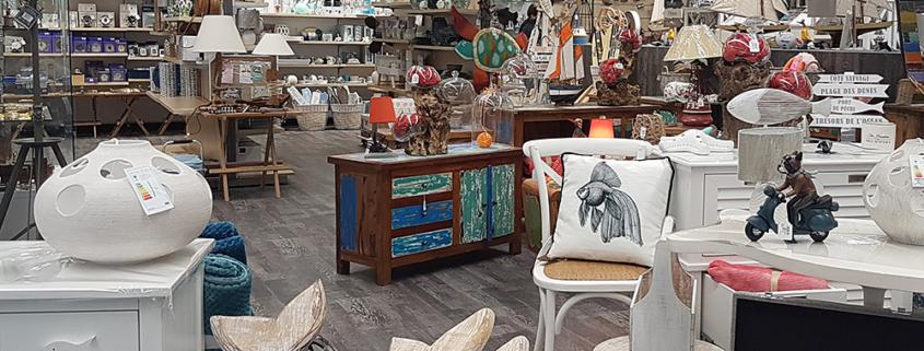 Comptoir de la mer Auray magasin - 03-2019
