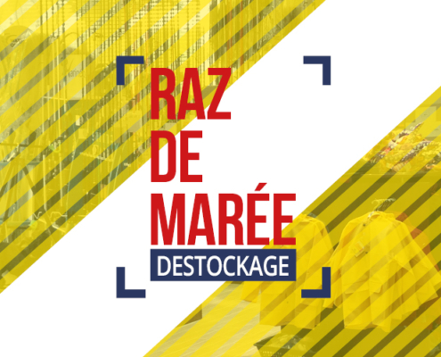 Destockage Raz-de-marée - Lannion