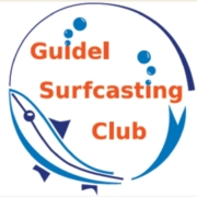 logo Guidel Surfcasting club