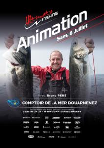 animation pêche Comptoir de la mer Douarnenez