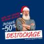 Noël est proche ! Déstockage du 30 novembre au 14 décembre dans les magasins Comptoir de la mer La Turballe, Le Croisic, Pornic et St-Nazaire