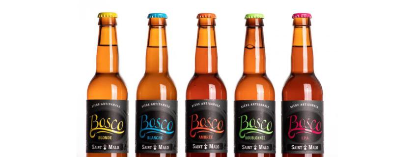 Brasserie bières artisanacles bio - Saint-Malo