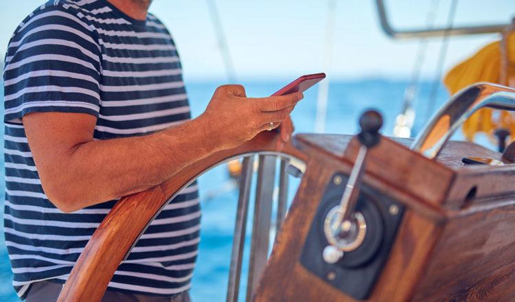 applications pour la navigation et la plaisance