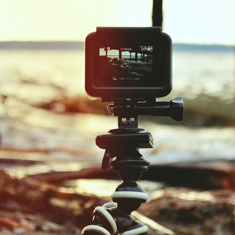 gopro caméra