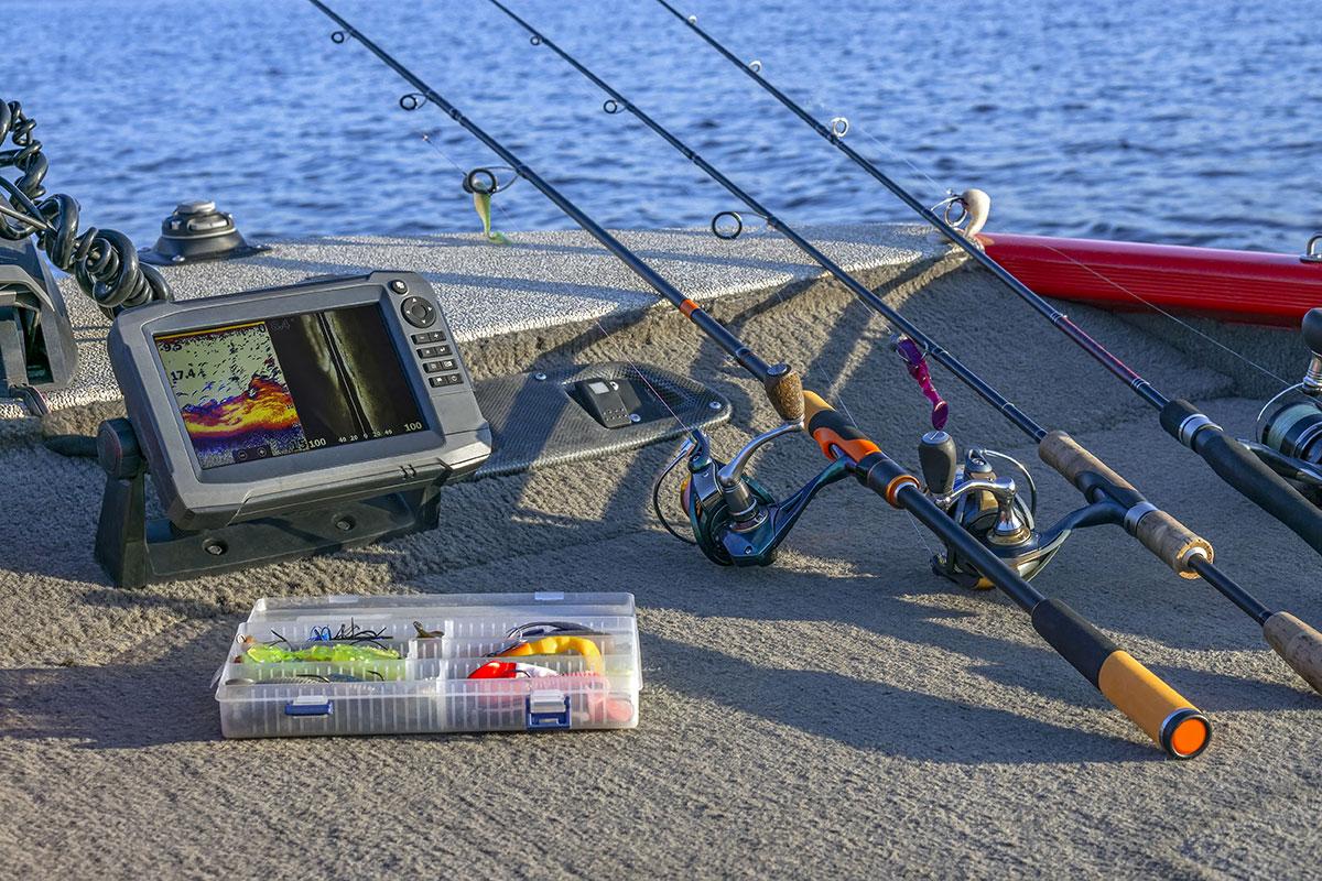 sondeur pour la pêche