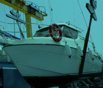 antifouling bateau